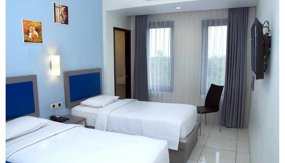 EL Hotel Malang - Standard Twin Room Only Regular Plan