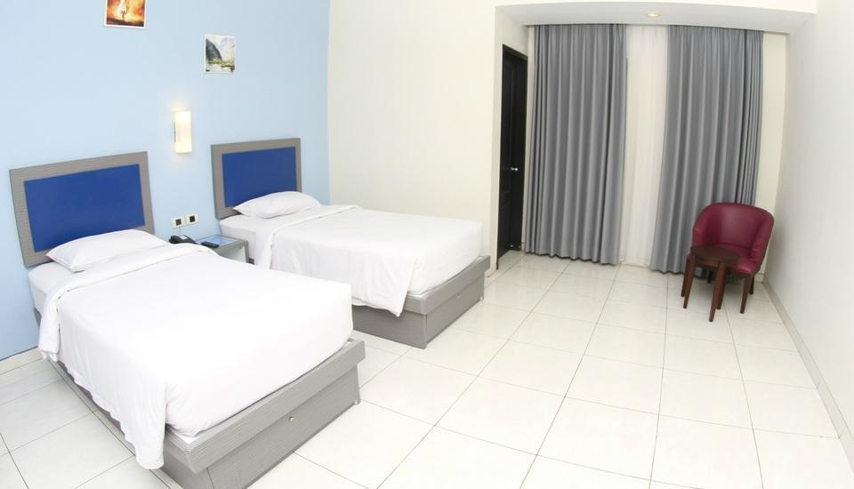 EL Hotel Malang - Superior Twin Room Breakfast Regular Plan