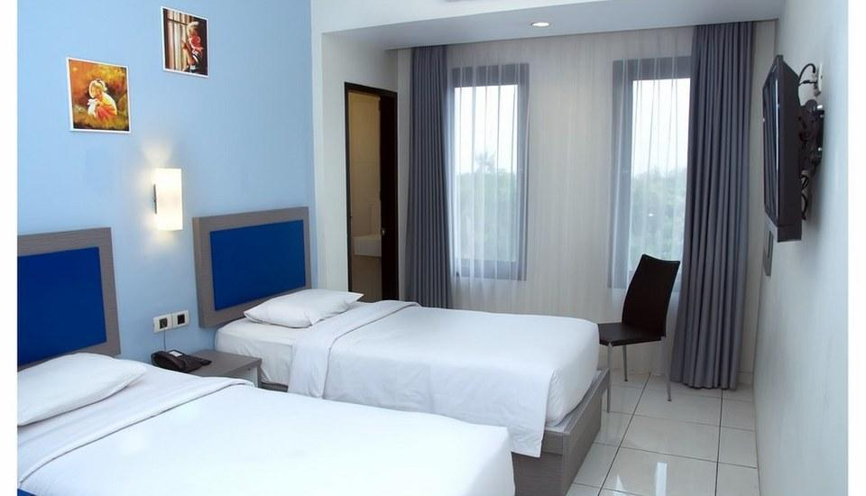 EL Hotel Malang - Standard Twin Room Breakfast Regular Plan