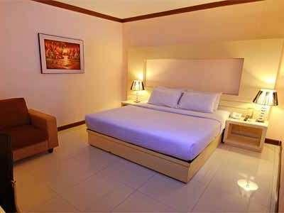 The Aliga Hotel Padang - Deluxe King Room Minimum Stay 5 Nights