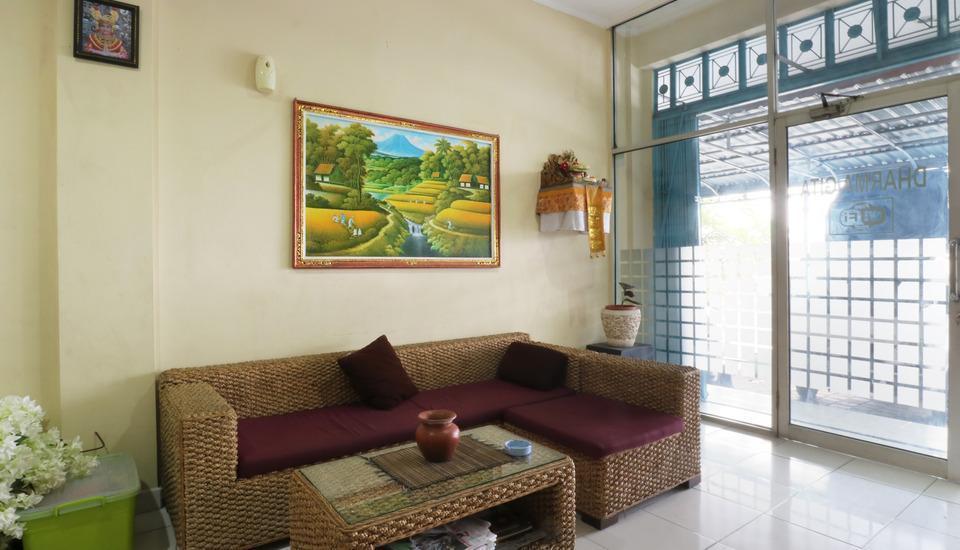 Dharma Gita Guesthouse Bali - Lobby