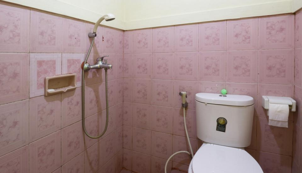 Dharma Gita Guesthouse Bali - bathroom