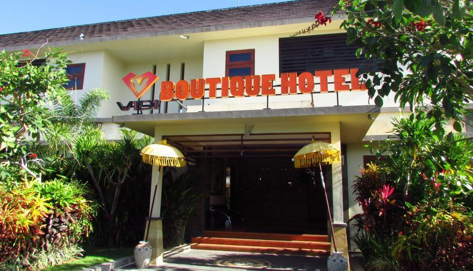 Vidi Vacation Club Bali - Entrance