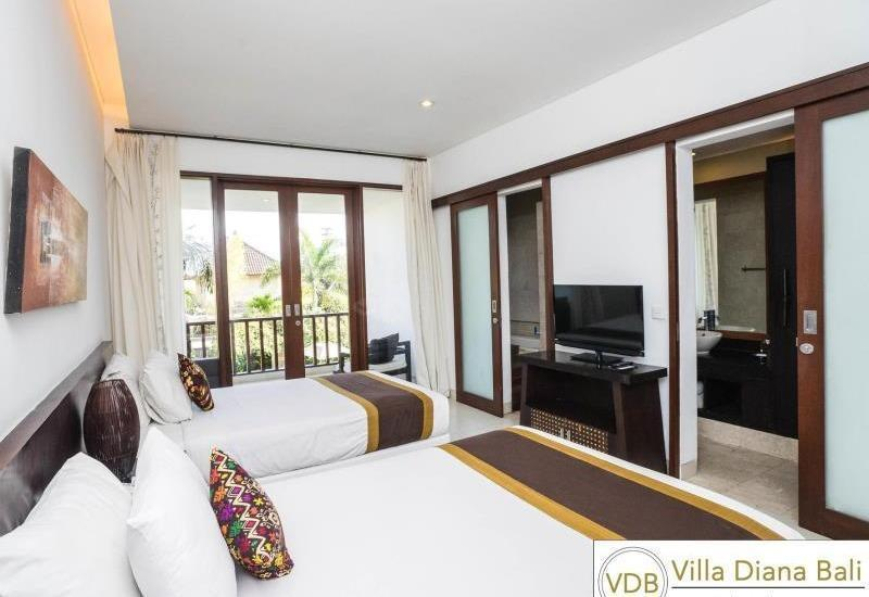 Villa Diana Bali - Suite Room Only Last Minutes Discount 43%
