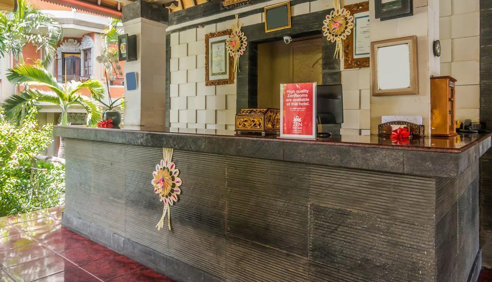 ZEN Premium Legian Benesari 3 Bali - Resepsionis