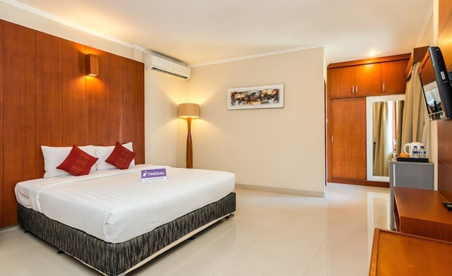 Tinggal Standard Sanur Danau Tamblingan Bali - Superior Room Romantic Stay - 50%