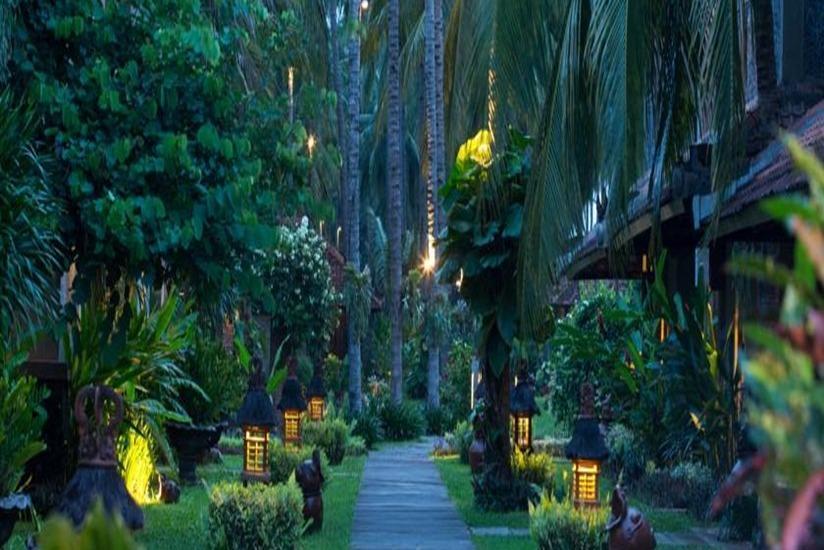 Ketapang Indah Hotel Banyuwangi - Eksterior