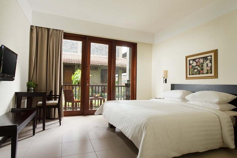 Ketapang Indah Hotel Banyuwangi - Kamar tamu