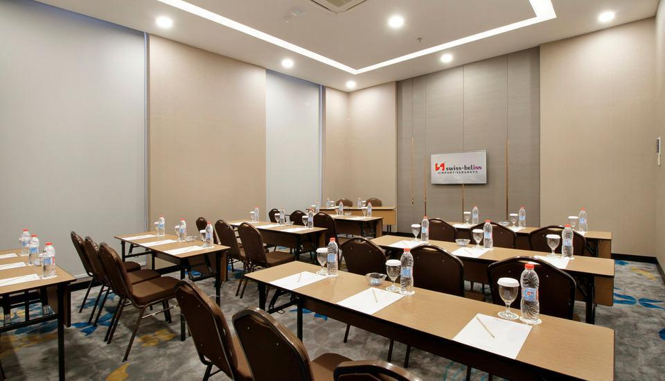 Swiss-Belinn Airport Surabaya Surabaya - Meeting Room