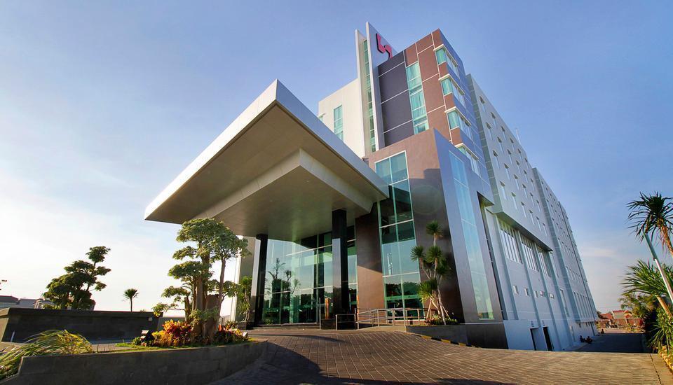 Swiss-Belinn Airport Surabaya Surabaya - Building