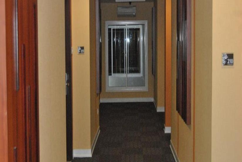 Citihub Hotel Jogja - Koridor