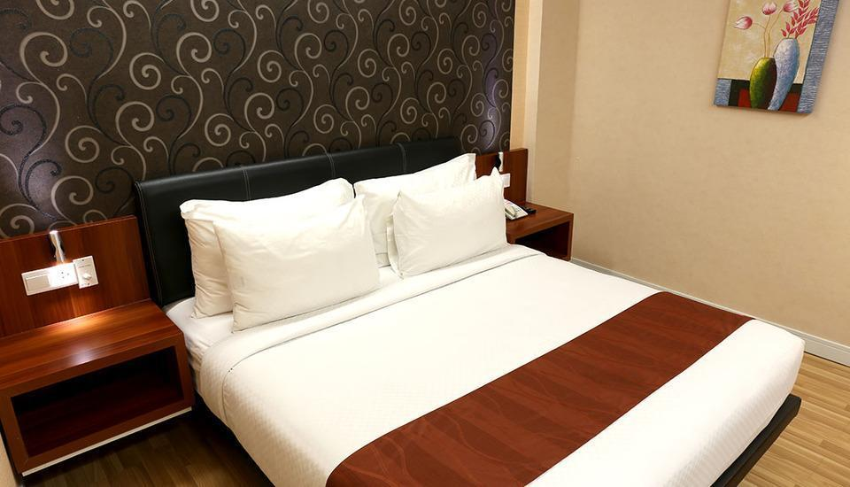 Citihub Hotel Jogja - Saphire King