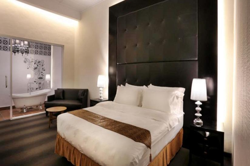 Menumbing  Heritage Hotel Pangkalpinang - Kamar tamu