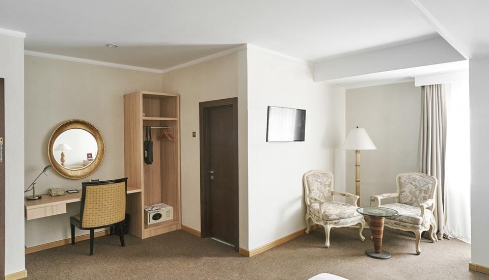 Menumbing  Heritage Hotel Bangka - ROOM