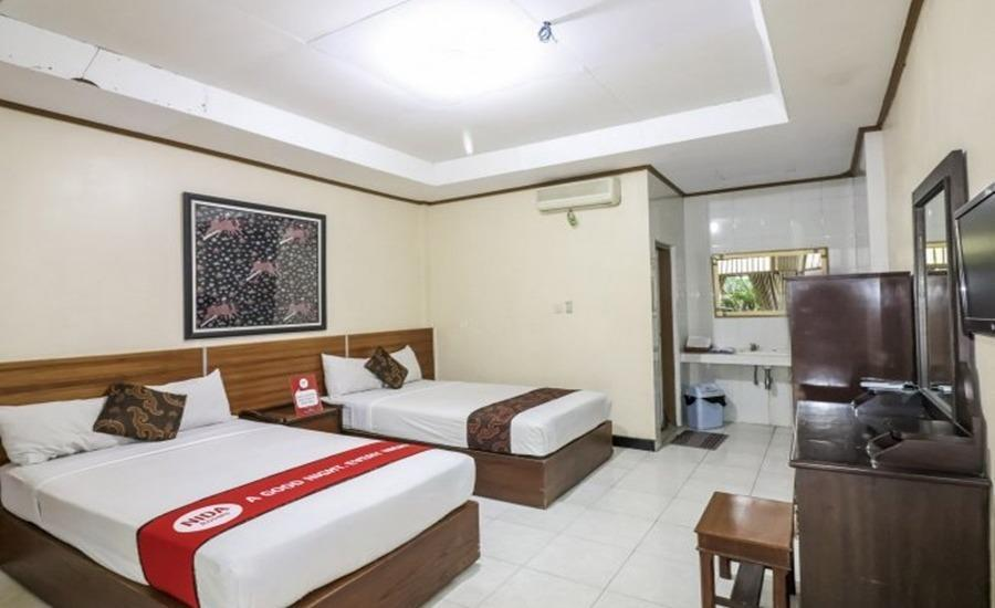 NIDA Rooms Margo Utomo Kraton - Double Room Double Occupancy Special Promo