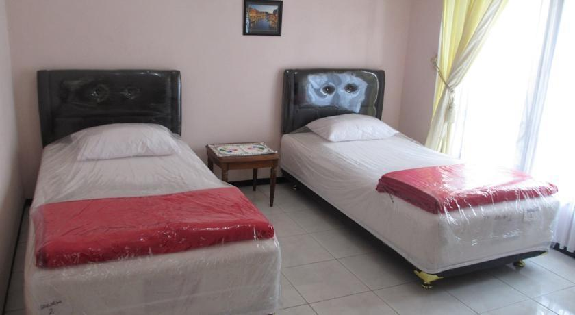 Sandubaya Guest House Malang - Standard Fan Twin Bed Regular Plan