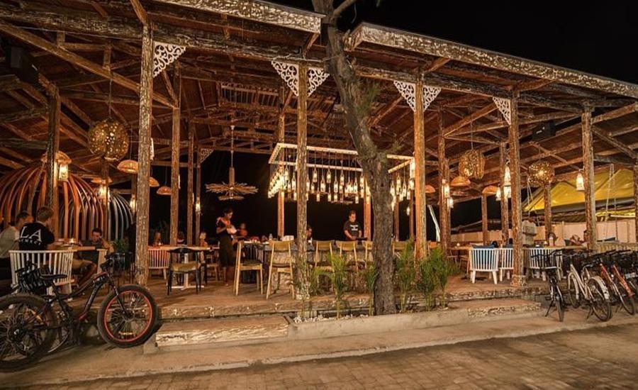 Natya Hotel Gili Trawangan Lombok - Bar