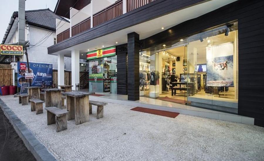 Natya Hotel Gili Trawangan Lombok - Sekeliling