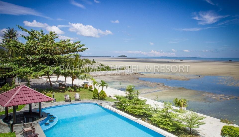 Bahamas Hotel Belitung - Pool