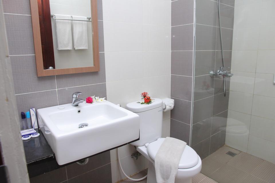 Bahamas Hotel Belitung - Bathroom