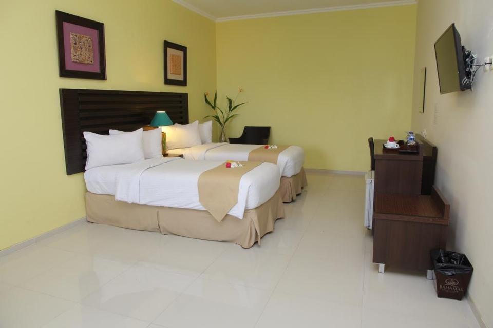 Bahamas Hotel Belitung - Deluxe non sea view