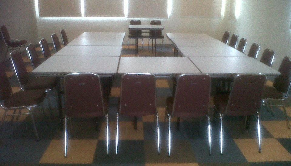 Sare Hotel Jakarta - Ruang Rapat