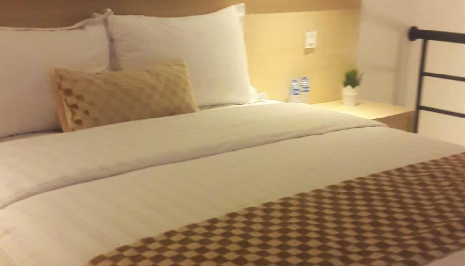 Sare Hotel Jakarta - executive double