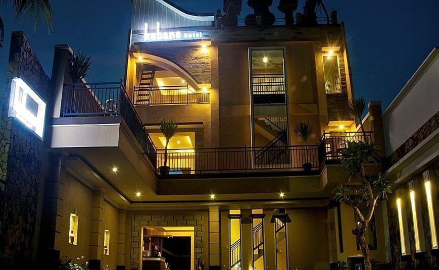 Kabana Hotel Mataram - Eksterior