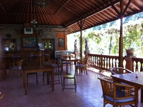 Panorama Cottage II Bali - Restaurant