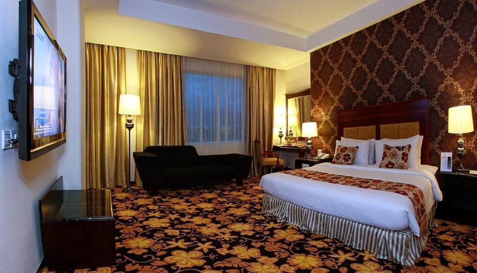 Rocky Plaza Hotel Padang - Rocky Suite