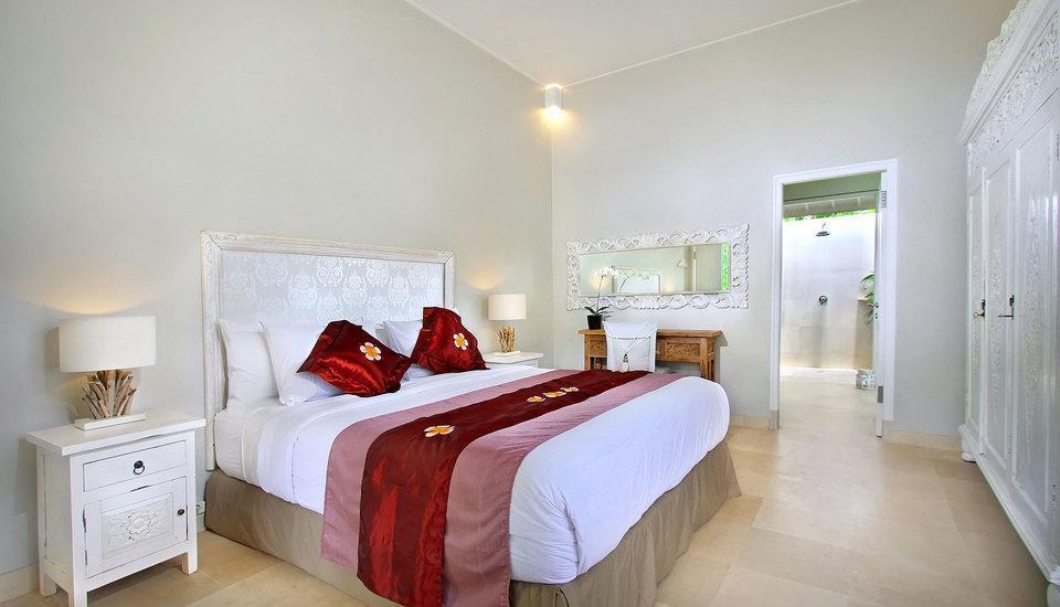 The Lodek Villas Bali - Kamar tidur