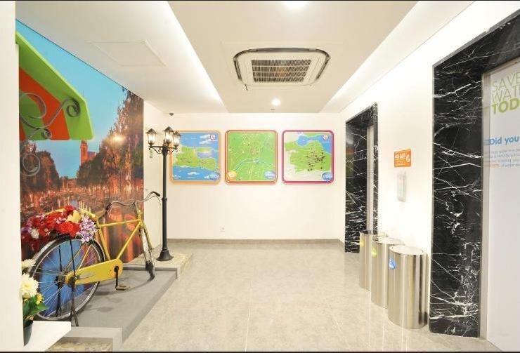 POP Hotel Diponegoro Surabaya - Interior
