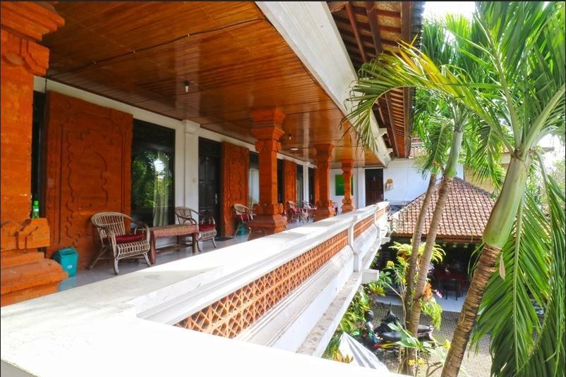 Hotel Bali Senia Bali - Koridor