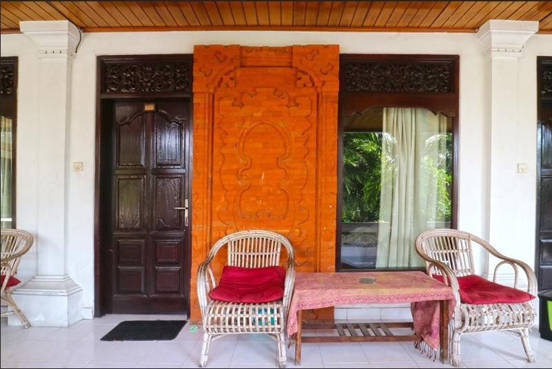 Hotel Bali Senia Bali - terrace