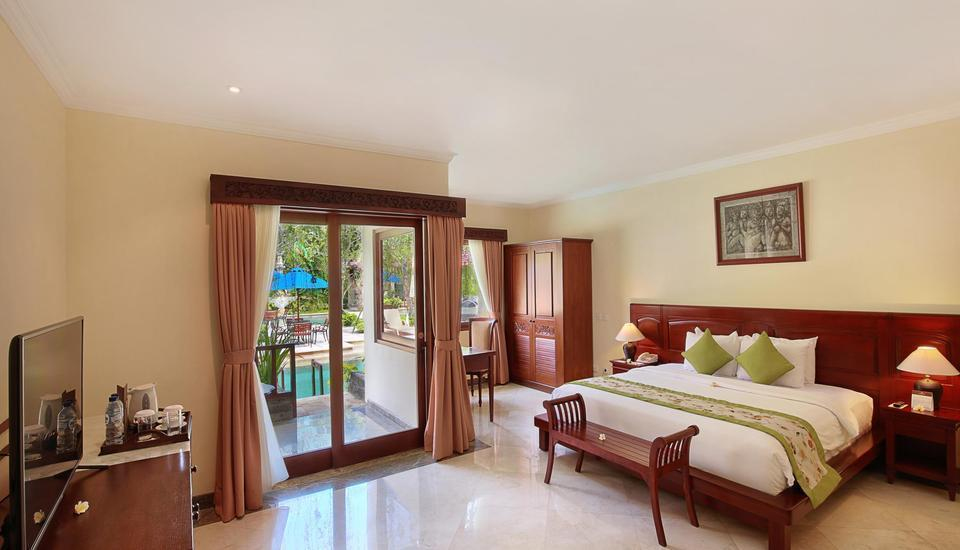 The Grand Bali Nusa Dua - Deluxe Samping Kolam Renang