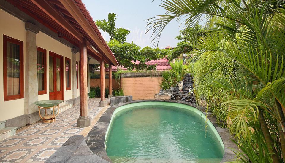 The Grand Bali Nusa Dua - Kolam Spa
