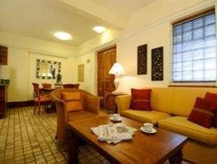 Club Bali Suites Bali - Ruang tamu