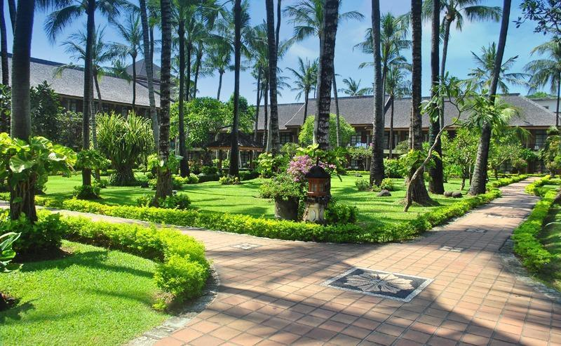 Club Bali Suites Bali - Jalur jogging