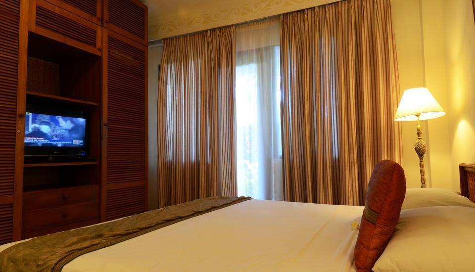 Club Bali Suites Bali - Two Bedroom for 6 Pax Room only Last Minute 10%