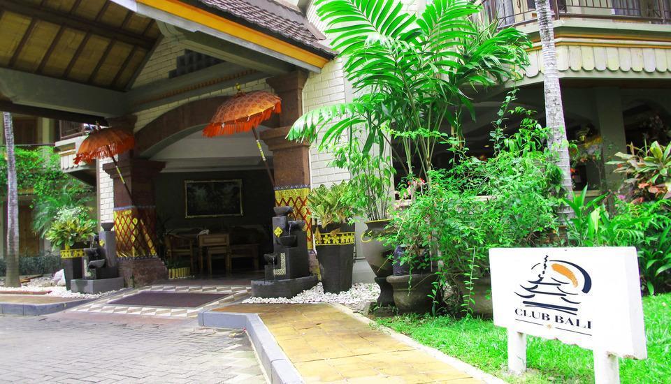 Club Bali Suites Bali - LOBBY