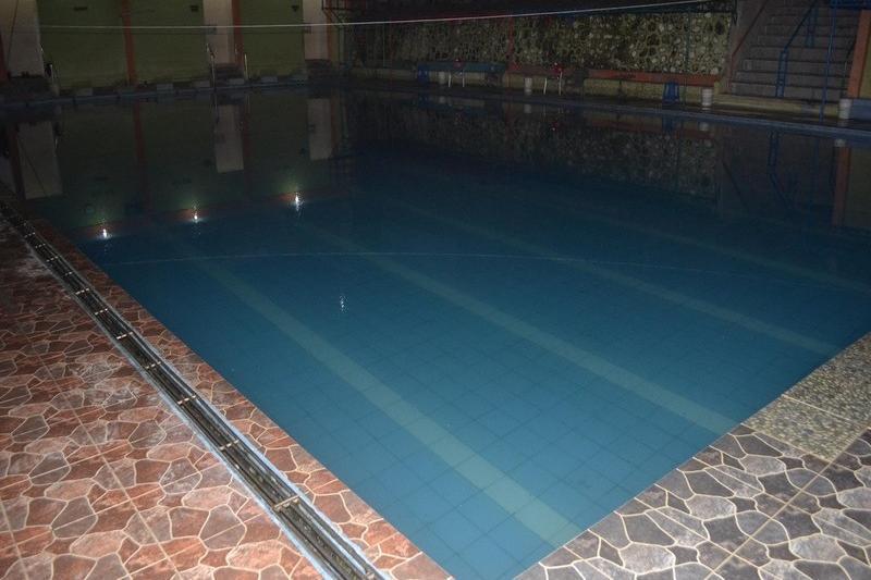 NIDA Rooms Jamin Ginting Berastagi - Kolam Renang