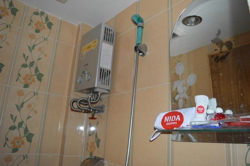 NIDA Rooms Jamin Ginting Berastagi - Kamar mandi