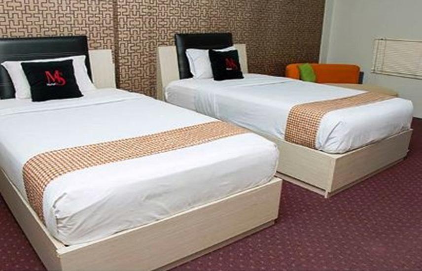 MS Hotel Ciwidey Bandung - Kamar Deluxe