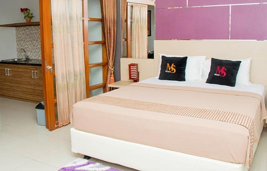 MS Hotel Ciwidey Bandung - Kamar Junior Suite