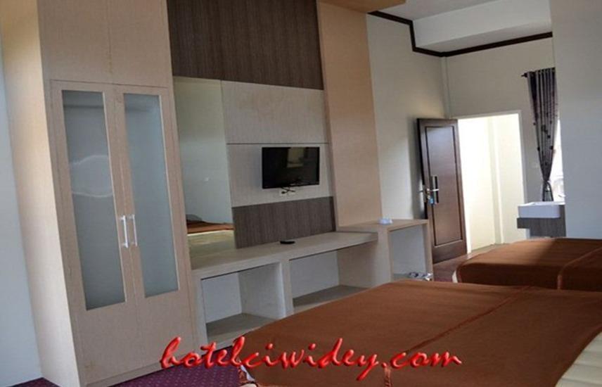MS Hotel Ciwidey Bandung - Kamar tamu