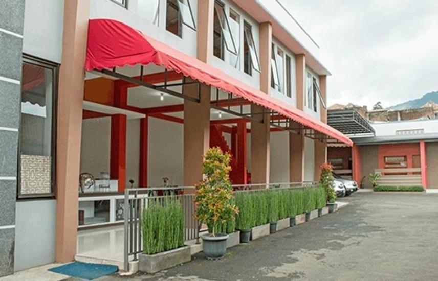 MS Hotel Ciwidey Bandung - Eksterior
