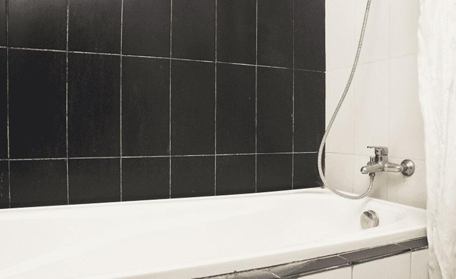 Tinggal Standard Kartika Plaza Tuban - Kamar mandi