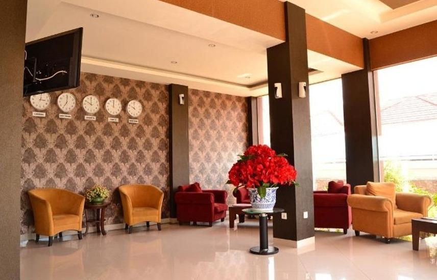 Grand Dian Boutique Hotel Cirebon Cirebon - Lobi