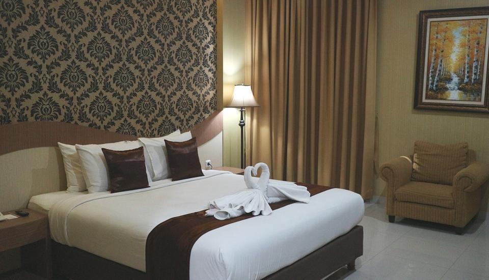Grand Dian Boutique Hotel Cirebon Cirebon - DELUXE ROOM