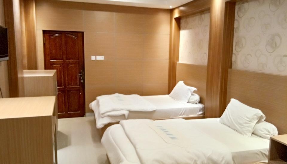 Hotel Lila Graha Bima - TRIPLE ROOM